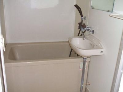 【浴室】クレインハウス