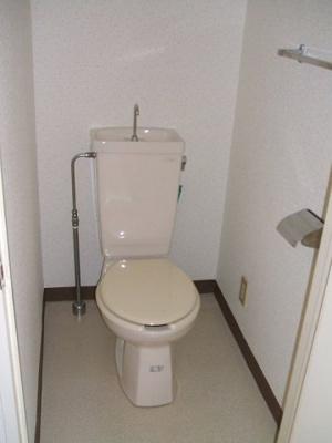 【トイレ】クレインハウス