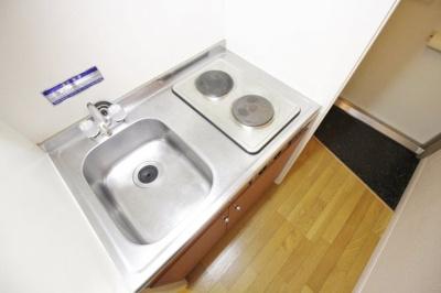 【キッチン】レオパレスR169SAKURAI