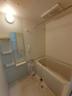 【浴室】クレールふしの