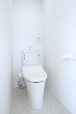 【トイレ】学が丘ハイツ