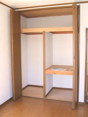 【収納】コーポ山元町