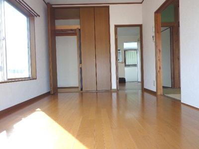 【居間・リビング】コーポ山元町