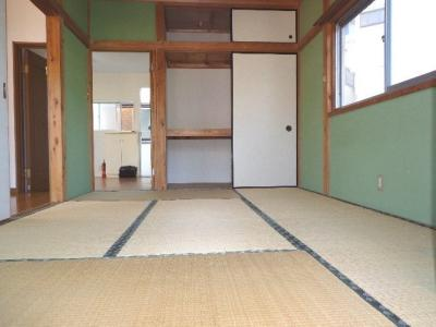 【和室】コーポ山元町