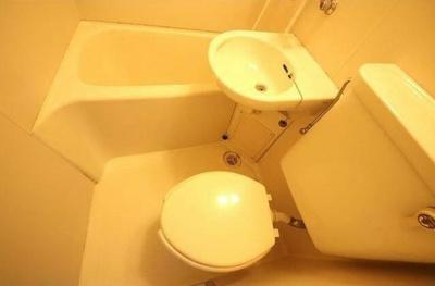 【浴室】ハイツマリー