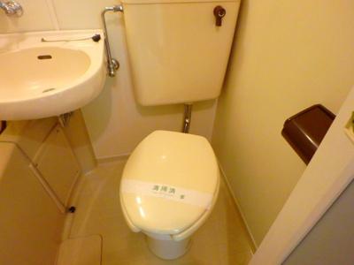 【トイレ】第一中里マンション