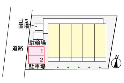 【区画図】ボンヌ・シャンス