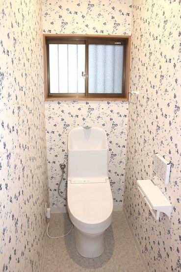【トイレ】早良区小田部1丁目戸建
