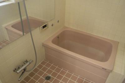 【浴室】ハイツカジ