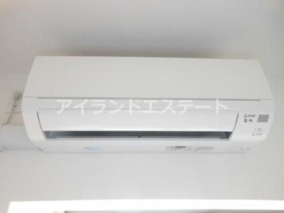 【設備】レジディア三軒茶屋Ⅲ ウォークインクローゼット 独立洗面台