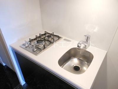 【キッチン】レジディア三軒茶屋Ⅲ ウォークインクローゼット 独立洗面台