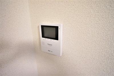 TVモニターホン※写真は別のお部屋です