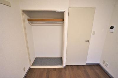 収納のためのスペース※写真は別のお部屋です