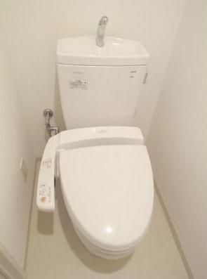【トイレ】パークアクシス三宿 ファミリー向け ペット相談可 浴室乾燥機