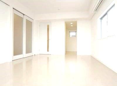 【内装】パークアクシス三宿 ファミリー向け ペット相談可 浴室乾燥機