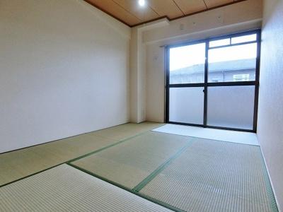 和室部屋です。