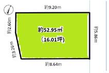 豊島区南大塚2丁目 建築条件なし売地 6980万円の画像