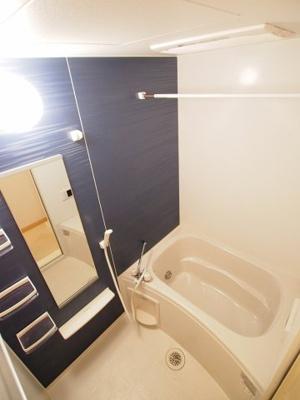 【浴室】フラワーレジデンス