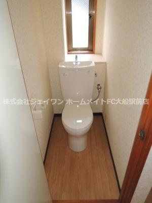 【トイレ】コープ今井