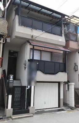 【外観】東大阪市楠根1丁目 中古戸建