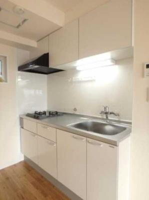 【キッチン】グレイス三軒茶屋 フルリノベーション 分譲賃貸 浴室乾燥機