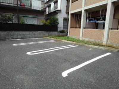 【駐車場】あすなろハウスⅡ