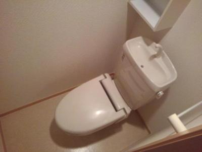 【トイレ】あすなろハウスⅡ