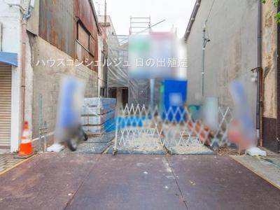 【外観】名古屋市南区岩戸町1938【仲介手数料無料】新築一戸建て