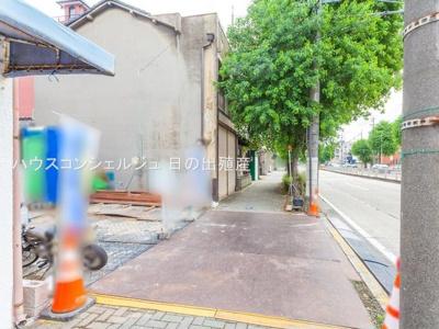 【前面道路含む現地写真】名古屋市南区岩戸町1938【仲介手数料無料】新築一戸建て