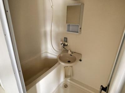 【浴室】ラ・メール赤間