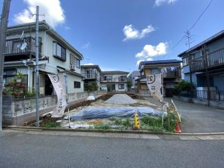 もともとは2軒の住宅が建っていましたので敷地が約51.4坪と大きいです。