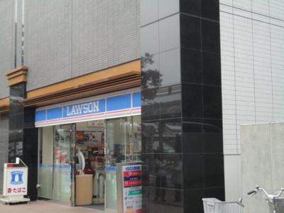 ローソンアパホテル京成成田駅前店まで488m