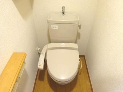 【トイレ】ルーブル渋谷初台