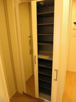 【玄関】MARI'S Apartment ネット無料 2人入居可 オートロック