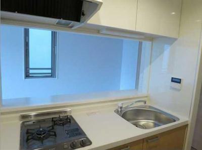【キッチン】MARI'S Apartment ネット無料 2人入居可 オートロック