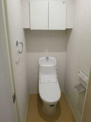 【トイレ】MARI'S Apartment ネット無料 2人入居可 オートロック