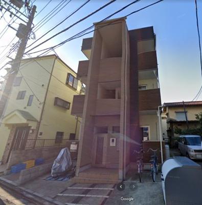 【外観】東京都足立区中央本町 売アパート
