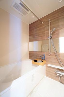 【浴室】日神パレステージ鳩ケ谷