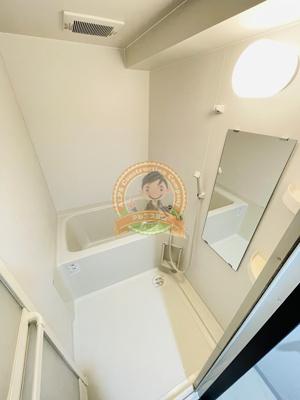 【浴室】Rising place 桜木町