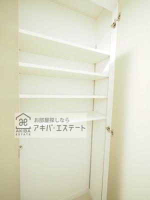 【収納】LAUREL三ノ輪