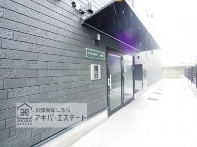【エントランス】LAUREL三ノ輪
