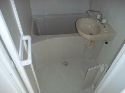 【浴室】バーミープレイス沼袋