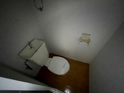 【トイレ】ドミールすみれ