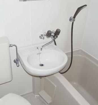使いやすい洗面台です