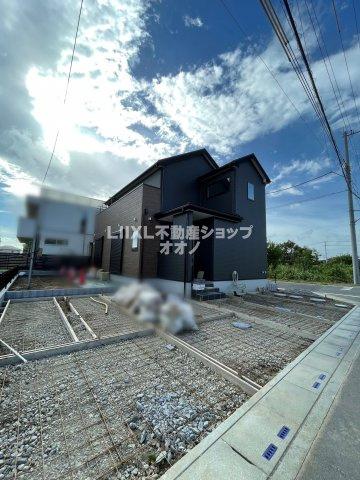 加須市北下新井 新築分譲住宅全3棟 LIGNAGE1号棟の画像