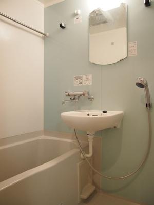 【浴室】ルーブル中野沼袋弐番館