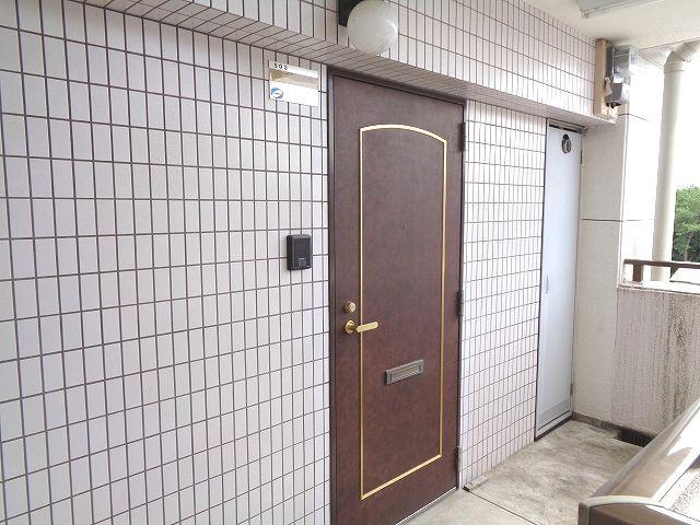 【玄関】生の松原ビーチエクセル28