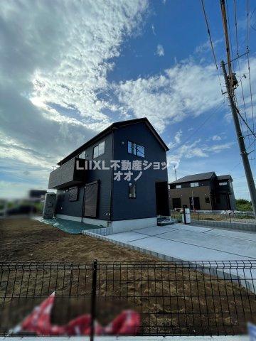 加須市北下新井 新築分譲住宅全3棟 LIGNAGE3号棟の画像