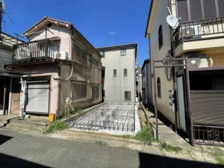 (現地写真)新しい街での暮らし。ここから始めてみませんか。