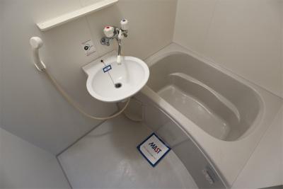 【浴室】メゾン・ド・ブリューム